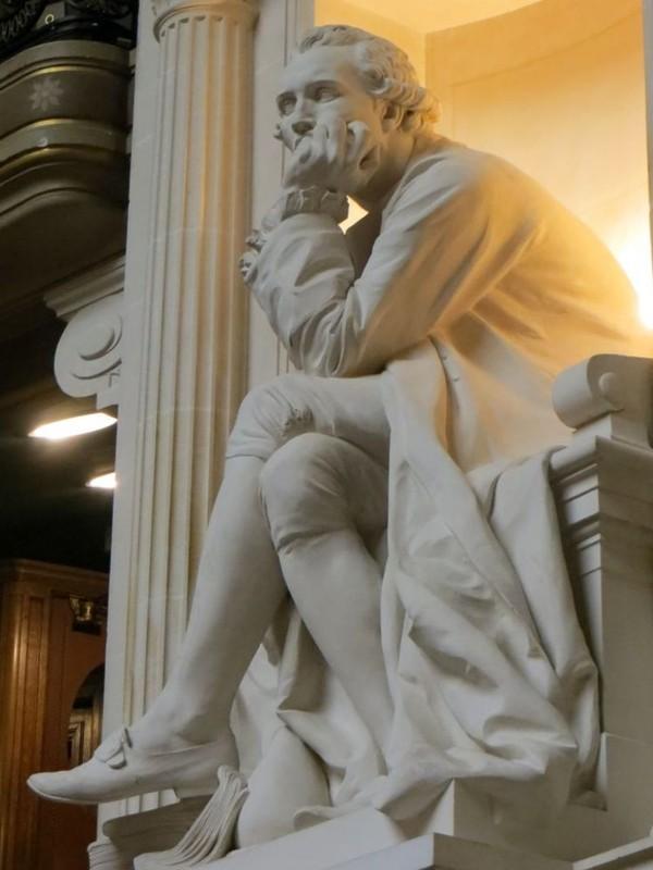DALOU, Jules (1838-1902) - LAVOISIER