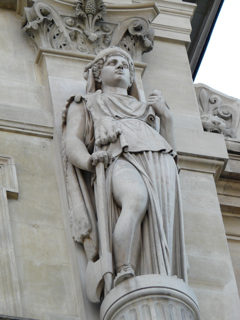 LEQUESNE, Eugène (1815-1887) - Palais de Justice