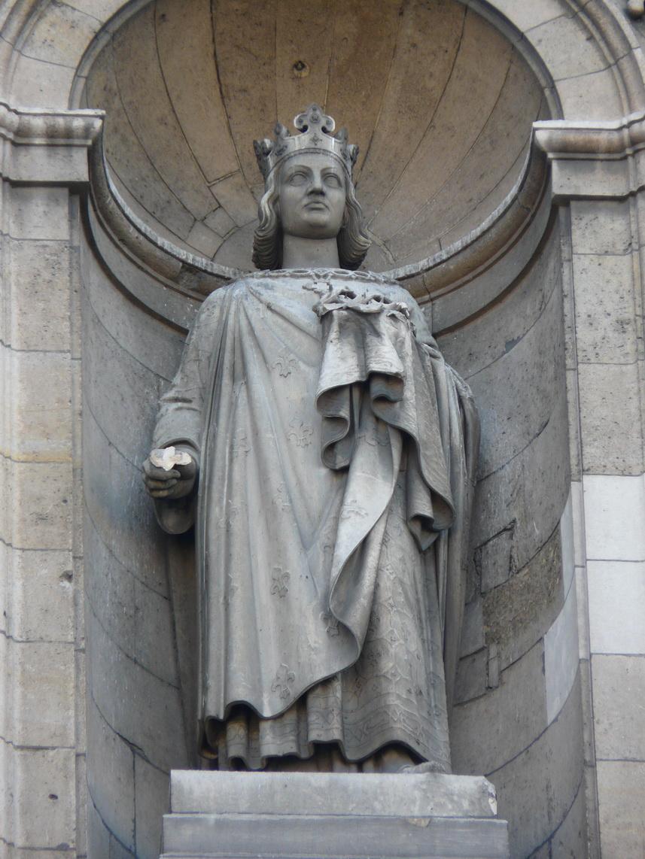 LEQUESNE, Eugène (1815-1887) - Saint Louis